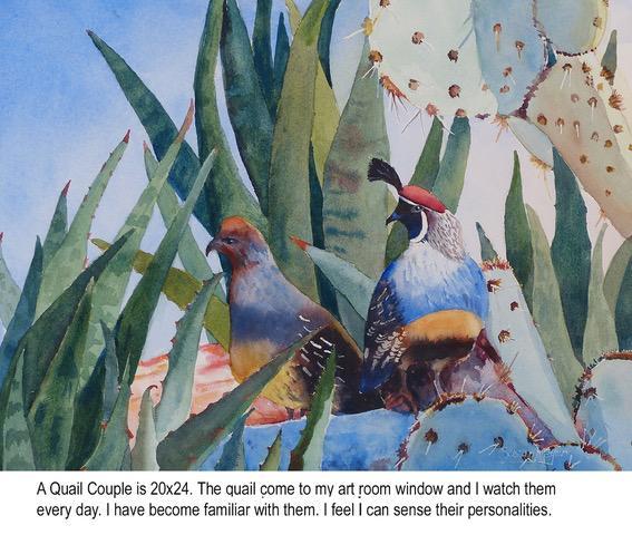quailcouple