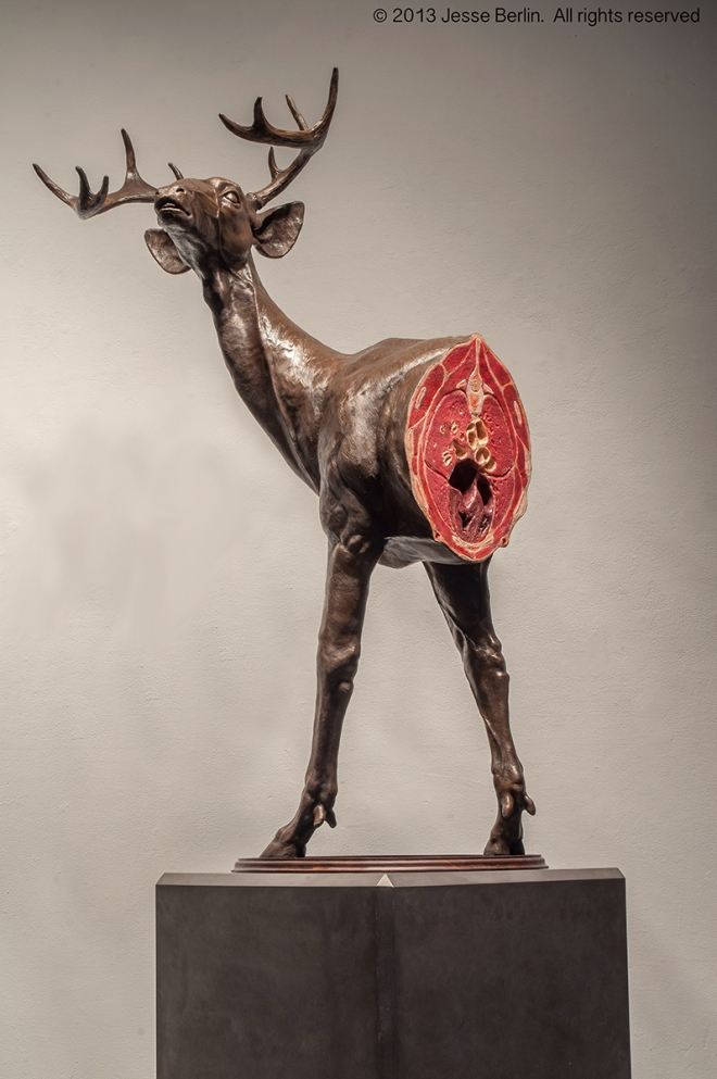 2013_Untitled_Deer_Study