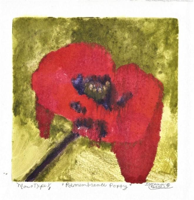 32-Rememberace Poppy-001