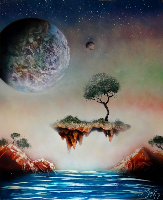 Floating Tree 2018