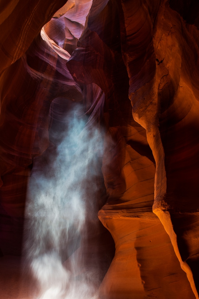 Upper Antelope Canyon Aparition #91