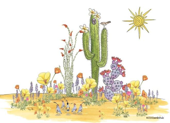 desert flowers 1
