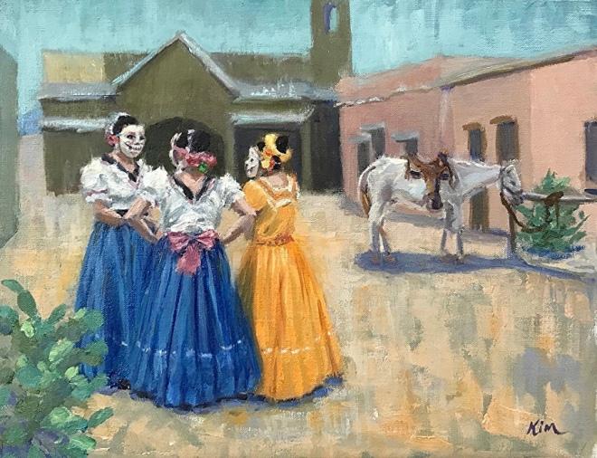 The Three Calaveras