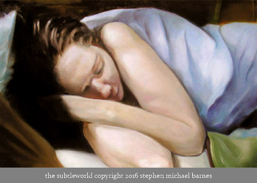 Abigail-sleeping
