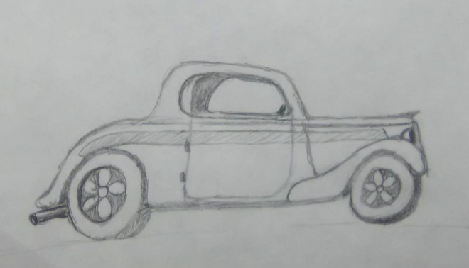 Coupe.Sketch
